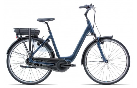 Giant Grand Tour E+ 2, accu 300Wh, deep blue, Dames, D L